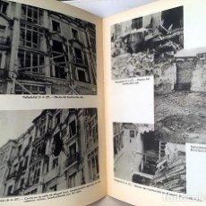 Libros antiguos: BOMBARDEOS AÉREOS EN ESPAÑA DE LA AVIACIÓN NACIONAL A LA RETAGUARDIA REPUBLICANA. . Lote 183532946