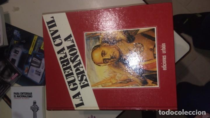 Libros antiguos: La Guerra Civil Española - Foto 2 - 184657585