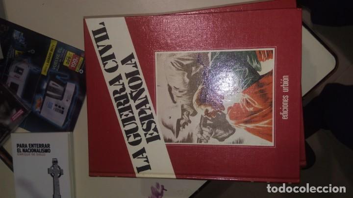 Libros antiguos: La Guerra Civil Española - Foto 5 - 184657585