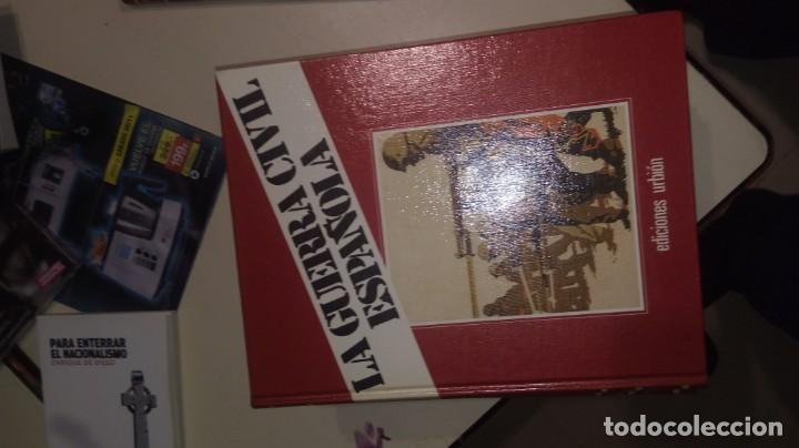 Libros antiguos: La Guerra Civil Española - Foto 6 - 184657585