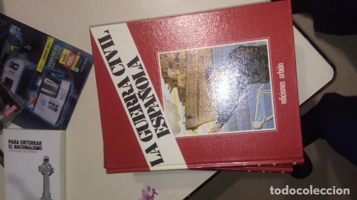 Libros antiguos: La Guerra Civil Española - Foto 7 - 184657585