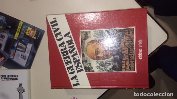 Libros antiguos: La Guerra Civil Española - Foto 8 - 184657585