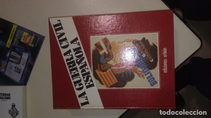 Libros antiguos: La Guerra Civil Española - Foto 9 - 184657585