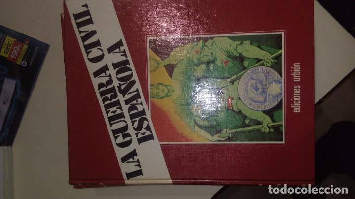 Libros antiguos: La Guerra Civil Española - Foto 10 - 184657585