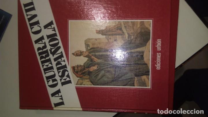 Libros antiguos: La Guerra Civil Española - Foto 11 - 184657585