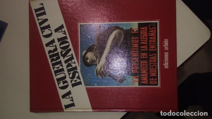Libros antiguos: La Guerra Civil Española - Foto 12 - 184657585