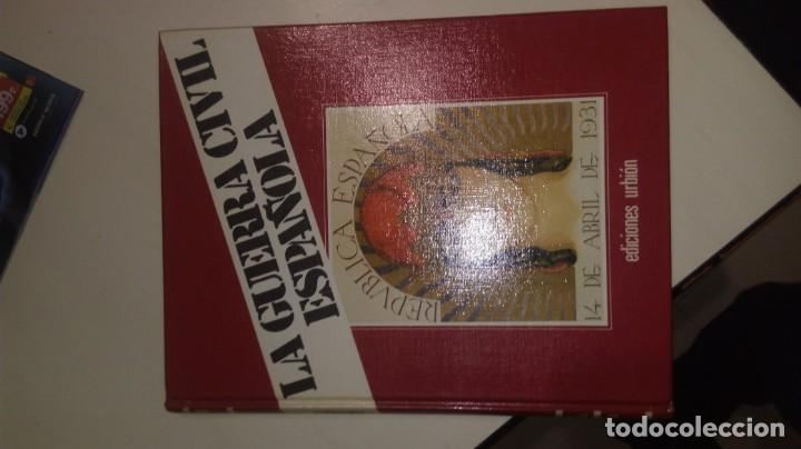 Libros antiguos: La Guerra Civil Española - Foto 13 - 184657585