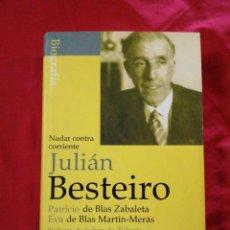 Libri antichi: GUERRA CIVIL ESPAÑOLA. JULIAN BESTEIRO. BLAS ZABALETA. SOCIALISMO. Lote 186542548