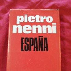 Libros antiguos: GUERRA CIVIL ESPAÑOLA. ESPAÑA. PIETRO NENNI. SOCIALISMO. Lote 231346655