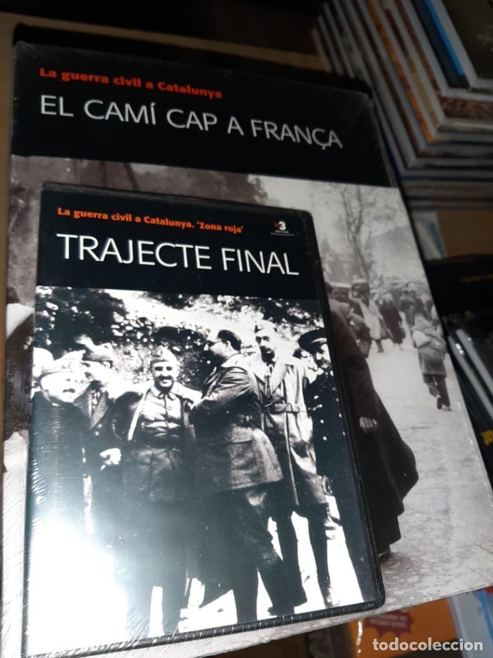 Libros antiguos: la guerra civil a catalunya 15 tomos y 15 videos DVD completo y precintado , nuevo - Foto 2 - 187163261