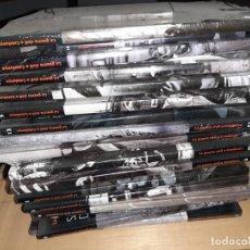Libros antiguos: GUERRA CIVIL A CATALUNYA 15 TOMOS Y 15 VIDEOS DVD , PRECINTADO Y NUEVOS , COMPLETO . Lote 187163455