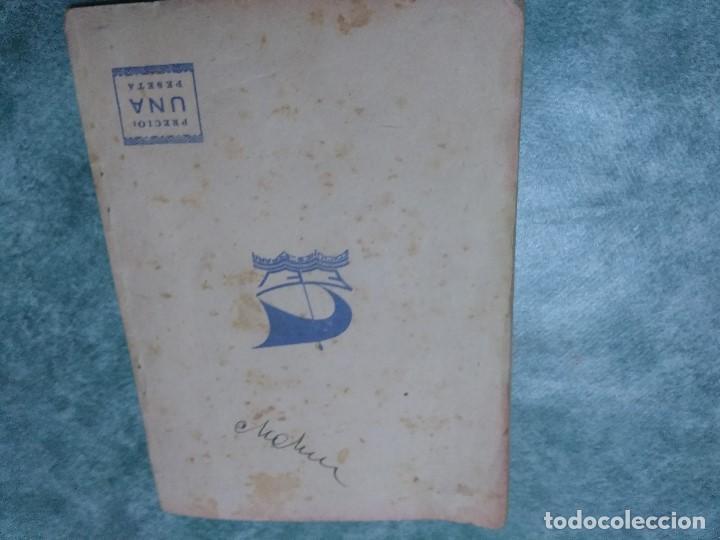 Libros antiguos: BIBLIOTECA INFANTIL LA RECONQUISTA DE ESPAÑA.Nº 1-LA HISTORIA DE EL CAUDILLO.- POR EL TEBIB ARRUMI - Foto 3 - 188493527