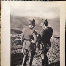 Libros antiguos: ESTAMPAS DE LA GUERRA - TOMO II - DE BILBAO A OVIEDO - 1937 - FEDERICO DE URRUTIA - (SIN CUBIERTAS). Lote 190499303