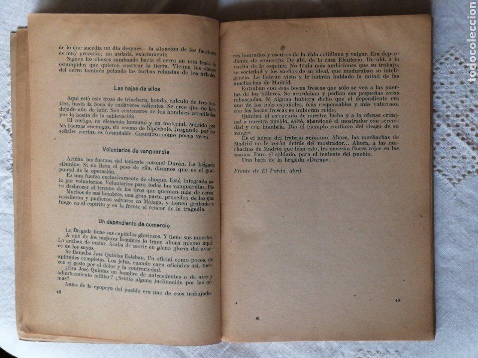 Libros antiguos: España en las Trincheras - Clemente Cimorra - Foto 2 - 106174454