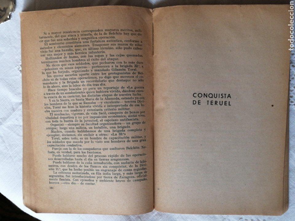 Libros antiguos: España en las Trincheras - Clemente Cimorra - Foto 3 - 106174454
