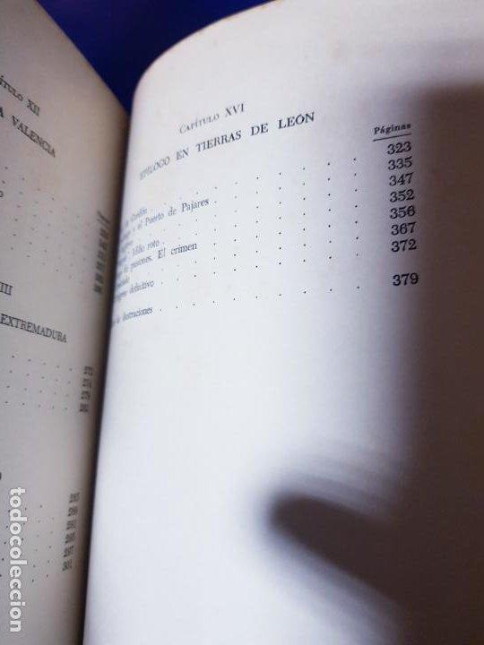 Libros antiguos: LIBRO-AL DEJAR EL FUSÍL-JOSÉ LLORDÉS-HORAS DE ESPAÑA-1969-2ªEDICIÓN-VER FOTOS - Foto 7 - 191870496