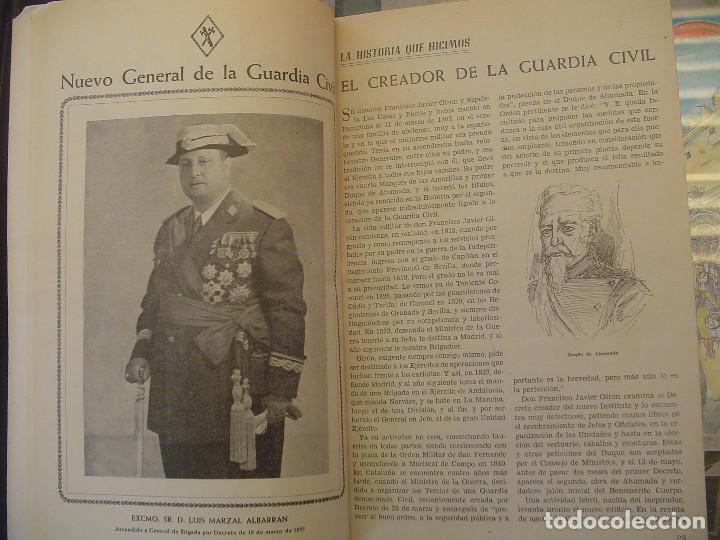 Libros antiguos: REVISTA OFICIAL DEL CUERPO Num. 213 Enero 1962 - Foto 4 - 194209625