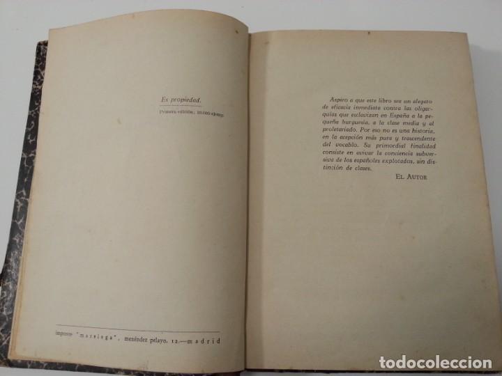 Libros antiguos: Antonio Ramos Oliveira ( Zalamea La Real, Huelva ). El capitalismo español al desnudo. Madrid 1935. - Foto 13 - 194223526