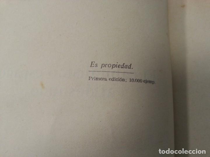 Libros antiguos: Antonio Ramos Oliveira ( Zalamea La Real, Huelva ). El capitalismo español al desnudo. Madrid 1935. - Foto 14 - 194223526