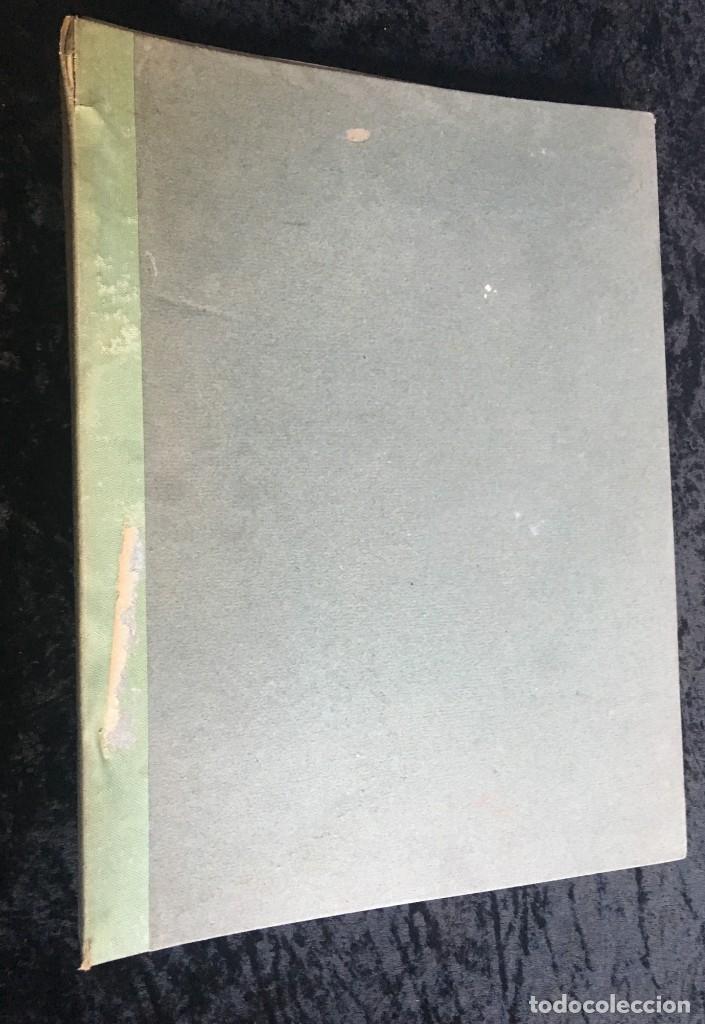 Libros antiguos: ELEGIES DE GUERRA - Nº13 de 13 exemplars en papel especial - MIQUEL DOLÇ - MICIANO (ilustr.) - Foto 8 - 194226586