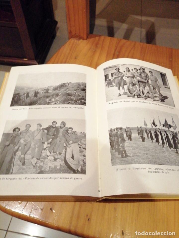 Libros antiguos: Tercio de requetes nuestra señora de Montserrat - Foto 7 - 194240402