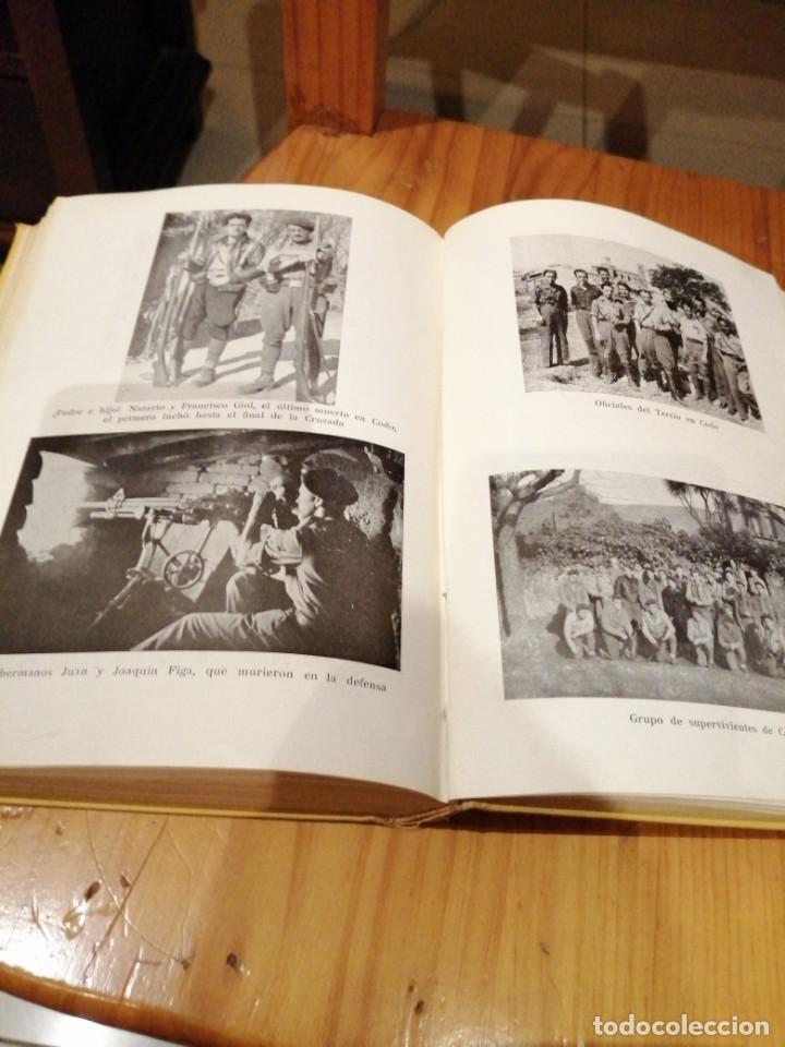 Libros antiguos: Tercio de requetes nuestra señora de Montserrat - Foto 8 - 194240402