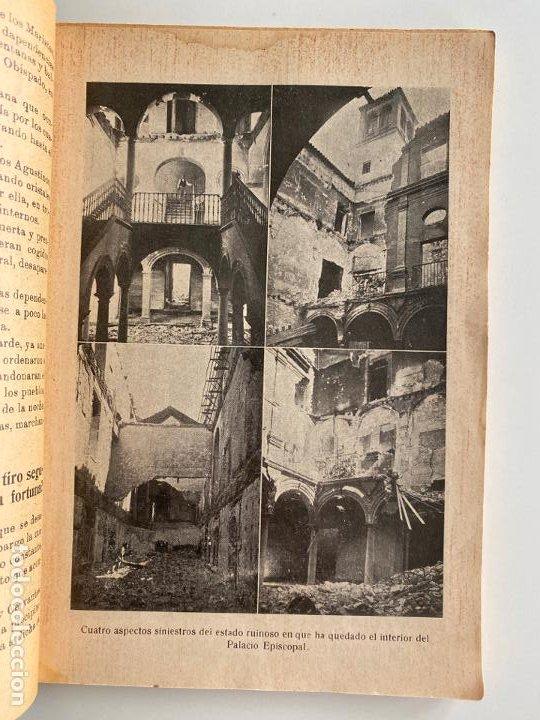 Libros antiguos: UN REPORTAJE HISTORICO , MÁLAGA 1931 , JUAN ESCOLAR GARCIA , INTERESANTES FOTOGRAFÍAS - Foto 3 - 194317462