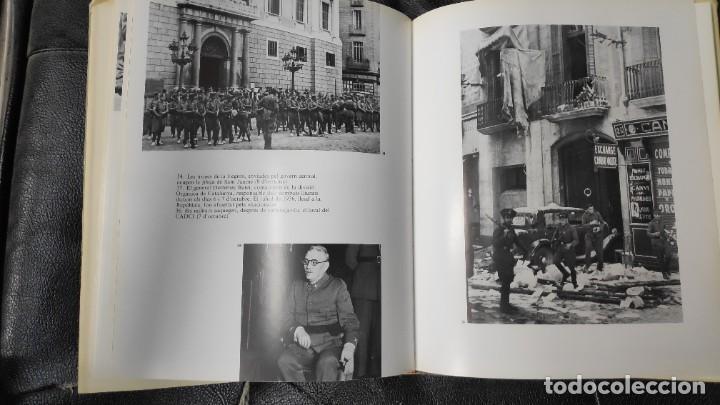 Libros antiguos: CATALUNYA REPUBLICANA I REVOLUCIONARIA 1931-1939 ( GABRIEL JACKSON - AGUSTI CENTELLES ) - Foto 6 - 194920390