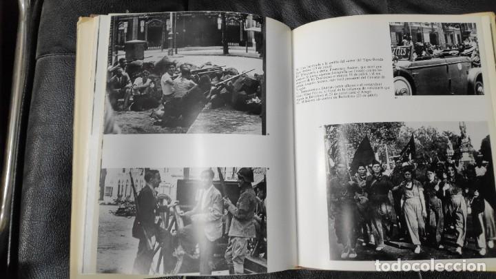 Libros antiguos: CATALUNYA REPUBLICANA I REVOLUCIONARIA 1931-1939 ( GABRIEL JACKSON - AGUSTI CENTELLES ) - Foto 9 - 194920390