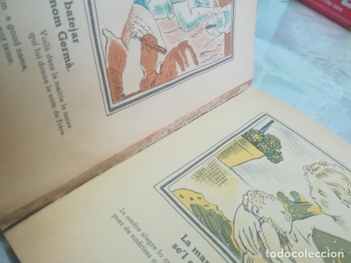 Libros antiguos: AUCA DEL NOI CATALÀ, ANTIFEIXISTA I HUMÀ , COMISSARIAT DE PROPAGANDA GENERALITAT CATALUNYA 1937 - Foto 7 - 194927477