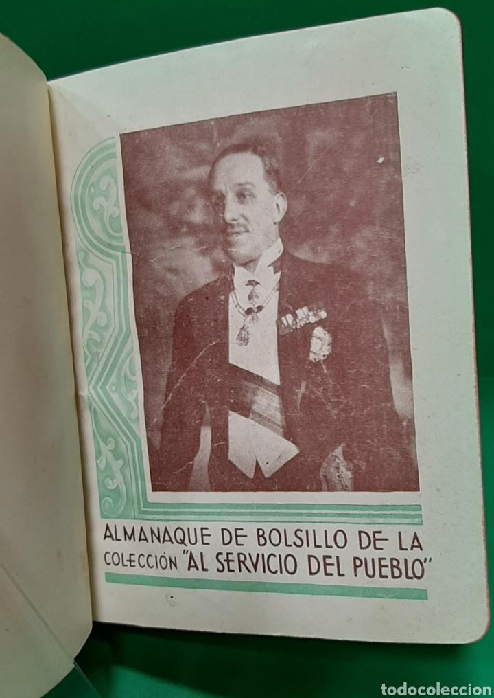 Libros antiguos: GUERRA CIVIL ESPAÑOLA, REY ALFONSO XIII, ALMANAQUE MONÁRQUICO 1936 + 200 FOTOS BORBONES EN EL EXILIO - Foto 3 - 195323933
