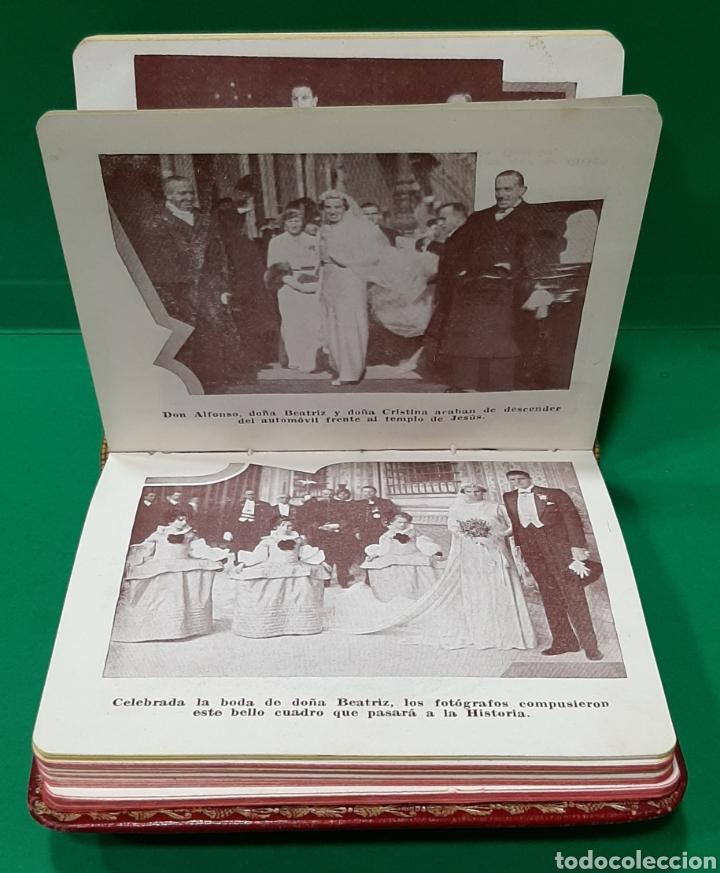 Libros antiguos: GUERRA CIVIL ESPAÑOLA, REY ALFONSO XIII, ALMANAQUE MONÁRQUICO 1936 + 200 FOTOS BORBONES EN EL EXILIO - Foto 5 - 195323933