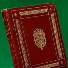 Libros antiguos: GUERRA CIVIL ESPAÑOLA, REY ALFONSO XIII, ALMANAQUE MONÁRQUICO 1936 + 200 FOTOS BORBONES EN EL EXILIO. Lote 195323933