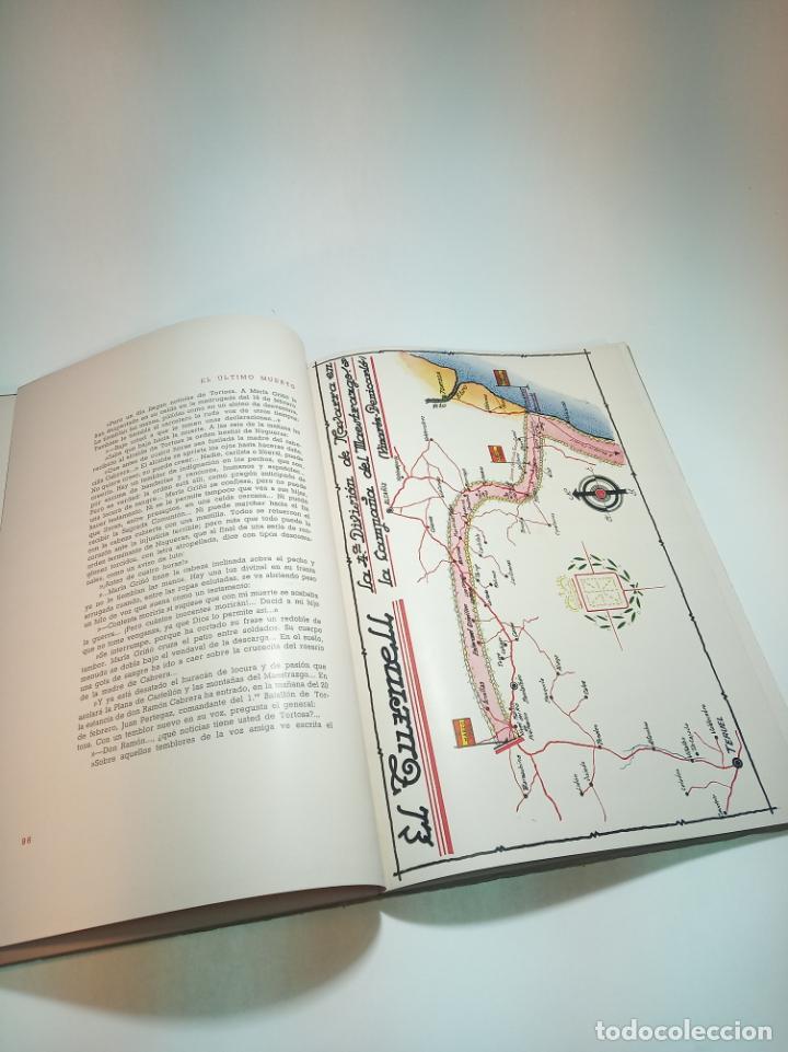 Libros antiguos: El último muerto de la guerra civil Española. Lucio Del Alamo. Firmado y dedicado. 1944. Madrid. - Foto 7 - 197223088