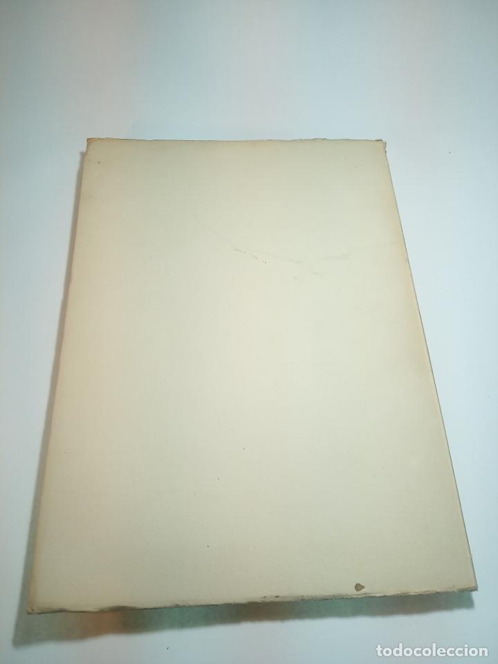 Libros antiguos: El último muerto de la guerra civil Española. Lucio Del Alamo. Firmado y dedicado. 1944. Madrid. - Foto 8 - 197223088