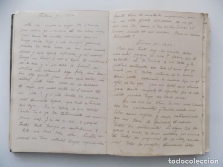 Libros antiguos: LIBRERIA GHOTICA. DIETARIO MANUSCRITO INÉDITO DE UN COMBATIENTE DEL FRENTE DE GUADALAJARA.1936-1939. - Foto 4 - 197431241