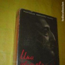 Livros antigos: UNA ISLA EN EL MAR ROJO. GUERRA CIVIL ESPAÑOLA. W. FERNÁNDEZ FLÓREZ. AÑO 1940.. Lote 204795656