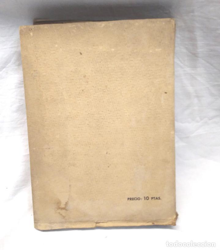 Libros antiguos: Barcelona Roja Dietario de la Revolución Julio 1936 / Enero 1939. Tomàs Caballé y Clos - Foto 2 - 206384517