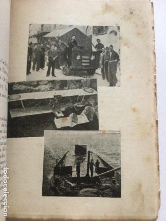Libros antiguos: Mallorca contra los rojos - Ferrari Billoch- fracaso de los desembarcos marxistas en la isla 1936 - Foto 3 - 207726443