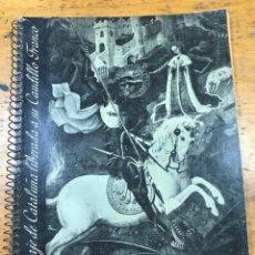 Libros antiguos: HOMENAJE DE CATALUÑA LIBERADA A SU CAUDILLO FRANCO. Lote 208297496