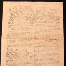 Libros antiguos: GUERRA CIVIL - BOLETIN DE LA XIV BRIGADA 45 DIVISIÓN 5 CUERPO - 1938. Lote 213879177