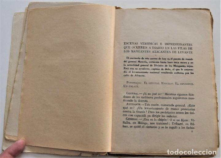 Libros antiguos: AQUÍ ES LA EMISORA DE LA FLOTA REPUBLICANA - JOAQUÍN PÉREZ MADRIGAL - ÁVILA AÑO 1938 - Foto 4 - 216016562