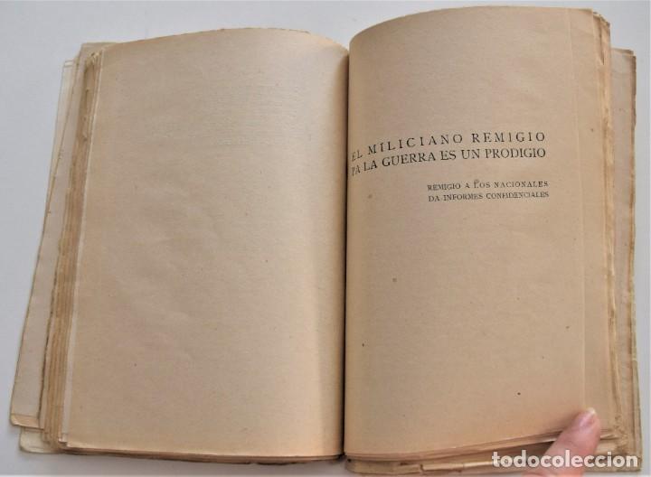 Libros antiguos: AQUÍ ES LA EMISORA DE LA FLOTA REPUBLICANA - JOAQUÍN PÉREZ MADRIGAL - ÁVILA AÑO 1938 - Foto 5 - 216016562