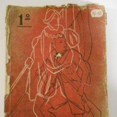 Libros antiguos: VIDAS ILUSTRES. POR JUAN HERNANDEZ PETIT E INTERPRETADAS ANTE EL MICROFONO DE RADIO NACIONAL DE ESPA. Lote 218330898