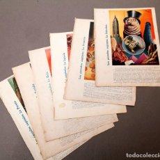 Libros antiguos: LOS PECADOS CAPITALES - REVISTA ESTUDIOS. Lote 222036957