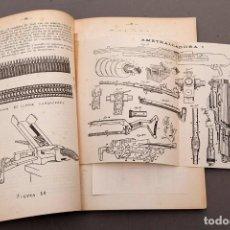 Libros antiguos: ESPECIALIDAD DE CABALLERÍA - 1937 - ESCUELA POPULAR DE GUERRA DE CATALUNYA - GUERRA CIVIL. Lote 222384801