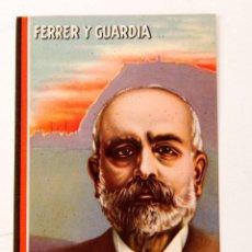 Libros antiguos: GUERRA CIVIL - TARJETA POSTAL - 1938 - FERRER Y GUARDIA. Lote 223127648