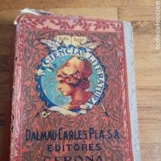 Libros antiguos: LIBRO ESPAÑA, MI PATRIA DE 1934.ED DALMAU CARLES PLÀ. S.A. TAPAS DESPEGADAS. Lote 229210450