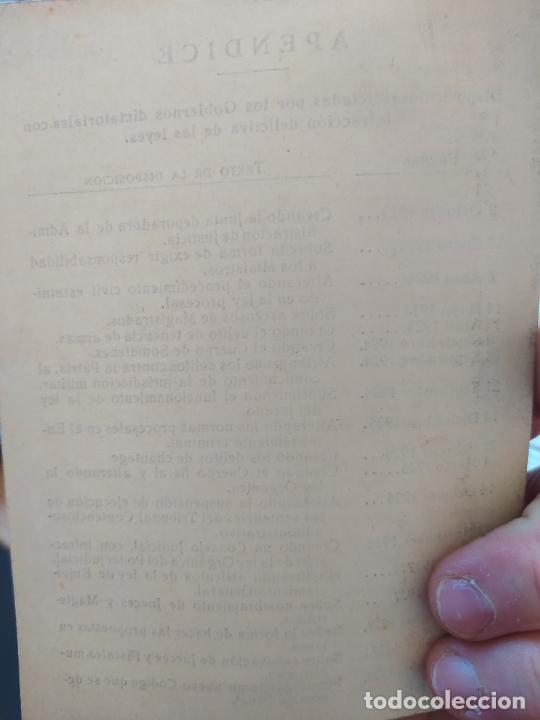 Libros antiguos: Guerra civil, los delitos de la dictadura, Yo acuso, Jose Serrano, ed.Victoria, 1931 - Foto 2 - 240651025