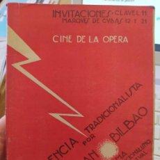 Libros antiguos: CONFERENCIA TRADICIONALISTA,BILBAO, ESTEBAN PUBLICADO POR EL SIGLO FUTURO, MADRID (1932). Lote 240692865